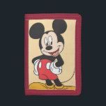 """Mickey Mouse Trifold Wallet<br><div class=""""desc"""">Mickey &amp; Friends - Mickey</div>"""
