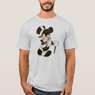 Mickey Mouse   Wedding Groom T-Shirt