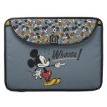 ¡Mickey Mouse - Whooa! Funda Para Macbook Pro