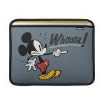 ¡Mickey Mouse - Whooa! Fundas Macbook Air