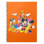 Mickey Mouse y amigos 4 Cuaderno