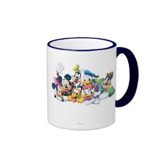 Mickey Mouse y amigos 5 Taza