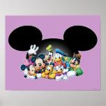 Mickey Mouse y amigos 7 Póster