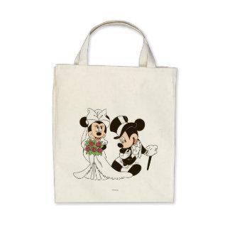 Mickey Mouse y boda de Minnie Bolsa