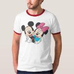 Mickey Mouse y Minnie Poleras