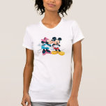 Mickey Mouse y Minnie Tee Shirts