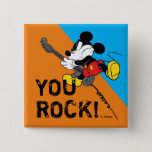 Mickey Mouse | You Rock, Dad! Button