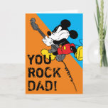 Mickey Mouse | You Rock, Dad! Card
