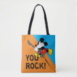 Mickey Mouse | You Rock, Dad! Tote Bag
