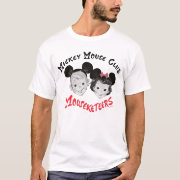 Disney Themed Mickey Mouseketeers | Disney Family Vacation T-Shirt