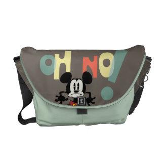 ¡Mickey - oh no! Bolsa De Mensajería