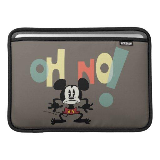 ¡Mickey - oh no! Funda MacBook