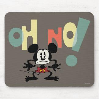 ¡Mickey - oh no! Alfombrillas De Ratón