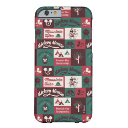 Case-Mate Barely There iPhone 6 Case with Mickey Mouse Patterns design