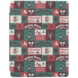 iPad 2/3/4 Cover with Mickey Mouse Patterns design
