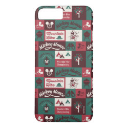 Case-Mate Tough iPhone 7 Plus Case with Mickey Mouse Patterns design