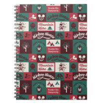 Mickey | Outdoor Adventure Pattern Notebook