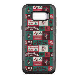 OtterBox Commuter Samsung Galaxy S8+ Case with Mickey Mouse Patterns design