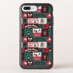 Speck Presidio iPhone 8/7s/7/6s/6 Plus Case with Mickey Mouse Patterns design