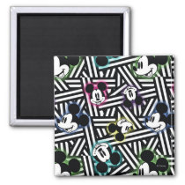 Mickey Pattern 4 Magnet