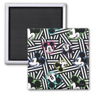 Mickey Pattern 4 Magnet