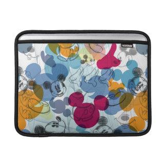 Mickey Pattern 5 Sleeves For MacBook Air