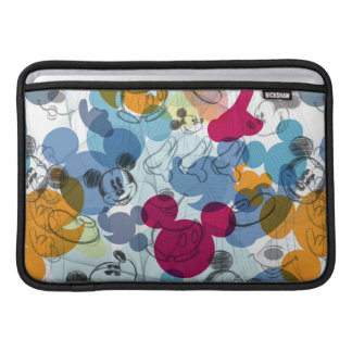 Mickey Pattern 5 MacBook Sleeve