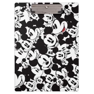 Mickey Pattern 6 Clipboard