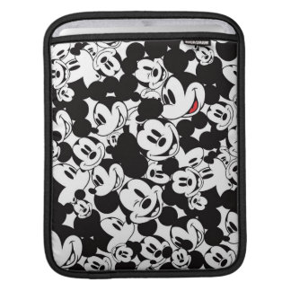 Mickey Pattern 6 Sleeves For iPads