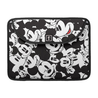 Mickey Pattern 6 Sleeve For MacBook Pro