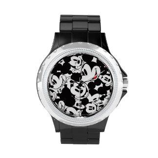 Mickey Pattern 6 Watches