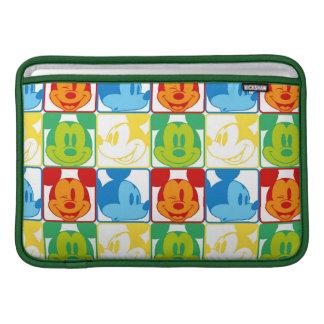 Mickey Pattern 7 MacBook Air Sleeve