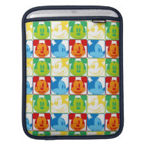 Mickey Pattern 7 Sleeve For iPads