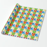 Mickey Pattern 7 Wrapping Paper