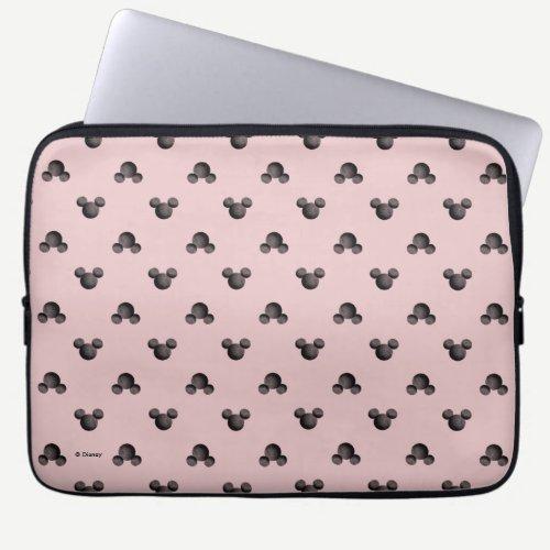 Mickey Pink Icon Pattern Laptop Sleeve