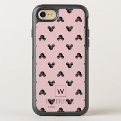 OtterBox Apple iPhone 7 Symmetry Case with Mickey Mouse Patterns design