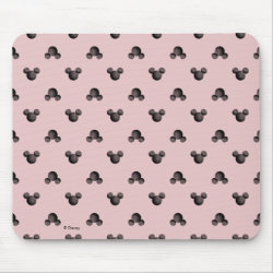 Mousepad with Mickey Mouse Patterns design