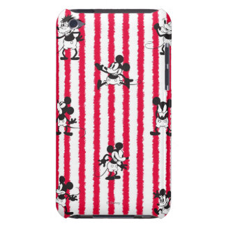 Mickey Plane Crazy iPod Case-Mate Case