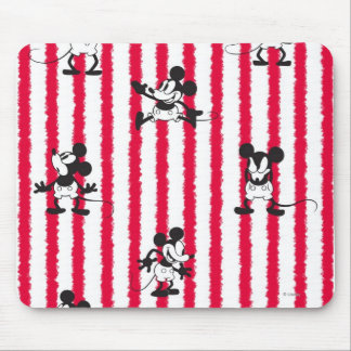 Mickey Plane Crazy Mouse Pad