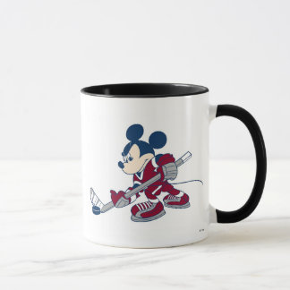 Mickey Plays Hockey Mug