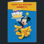 """Mickey &amp; Pluto 