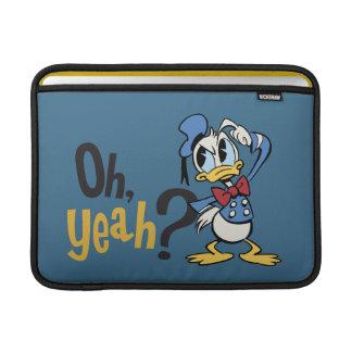 Mickey principal pone en cortocircuito el | Donald Funda Para Macbook Air