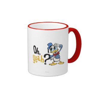 Mickey principal pone en cortocircuito el | Donald Taza De Dos Colores
