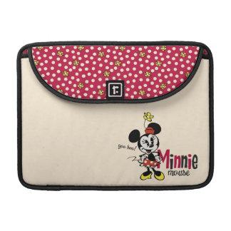 Mickey principal pone en cortocircuito el dulce fundas para macbook pro