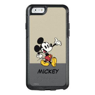 Mickey principal pone en cortocircuito el | Mickey Funda Otterbox Para iPhone 6/6s