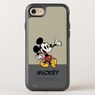 Mickey principal pone en cortocircuito el | Mickey Funda OtterBox Symmetry Para iPhone 7