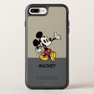 Mickey principal pone en cortocircuito el | Mickey Funda OtterBox Symmetry Para iPhone 7 Plus