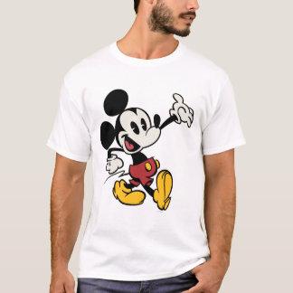 Mickey principal pone en cortocircuito el | Mickey Playera