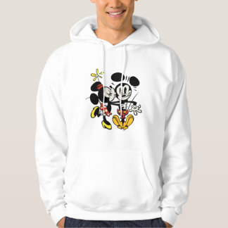 Mickey principal pone en cortocircuito el | Minnie Sudadera