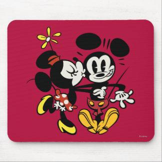 Mickey principal pone en cortocircuito el | Minnie Tapete De Raton